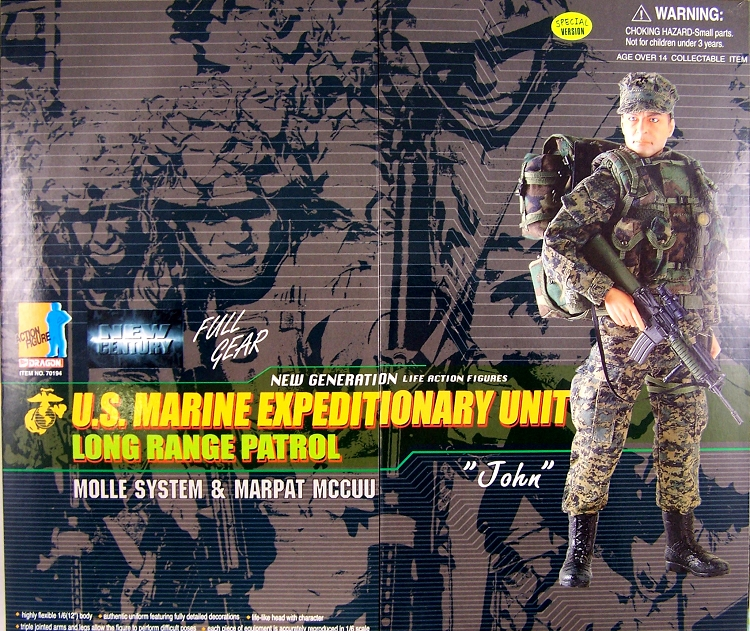 John USMC Long Range Exped Force - <B>Special Version