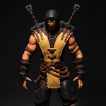 Mortal Kombat X<BR>Scorpion (1:12)