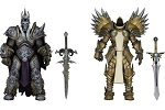 Heroes of the Storm<BR>Arthas and Tyrael<br> (1:10 Scale)<BR><B>Save $20!</B>