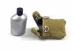 Canteen & Pouch (OD)<BR>