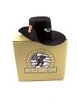 Civil War Hardee Hat (Infantry, Black)<BR>