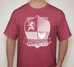 1:1 Scale<BR>Cotswold T-Shirt<BR>(Heather Red - 3XL)