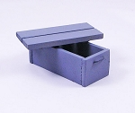 Wooden Crate (Gray)