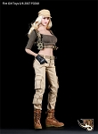 Female Tactical Outfit Basics (Tan)