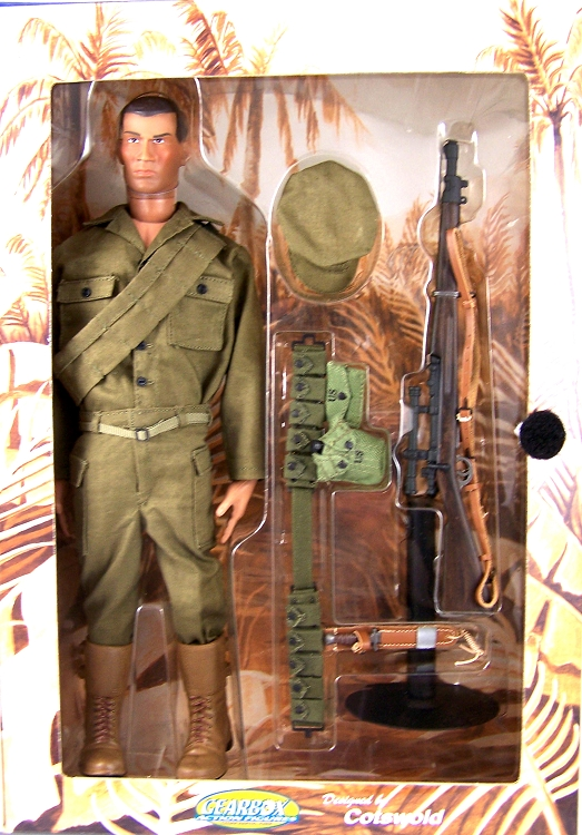 Us Army 6th Ranger Sniper 1 6 Collectible Us Forces