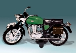 Sport Motorcycle (Green)