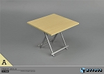 Folding Table (Ivory)<BR>