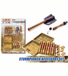 Sturmpionier Accessory Set (Grenade Set-Tan)<BR>