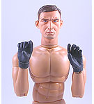 Nude Edvard Borsheim Figure with gloved hands<BR>(NEO3)