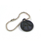 Dog Tag: Adventure Team Replica with Chain (Black)<br><b>20% Off!</b>