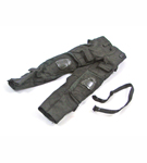 Black Tactical Pants with Belt<BR>