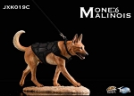 Malinois Dog Deluxe Set (Brown Muzzle)
