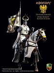 Teutonic Knight<BR>Noble Knight Banner Holder<BR> PRE-ORDER: ETA Q4 2017