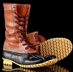 Outdoor Hunting Boots (medium brown)<br><b>Save $3!!</b>