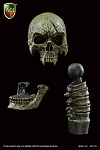 Evil Skull and Spine/Neck Set<BR>PRE-ORDER: ETA Q2 2017