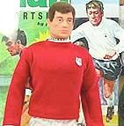 Sportsman with Box <BR>(from Tottenham Hotspurs Set)<BR>(Wave 11 Release)<br><b>Save $10!!</b>