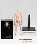 Teenager Body (3.0) with Headsculpt<BR>PRE-ORDER: ETA Q1 2018