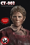 Carol Head Sculpt<BR>(Bloody Version)<BR>PRE-ORDER: ETA Q2 2017