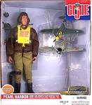 Pearl Harbor Army Air Corps Pilot Display Set