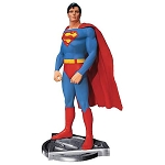 Christopher Reeve as Superman statue**