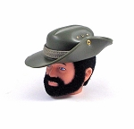 Australian Bush Hat <br>Green