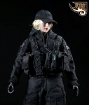 Female Shooter - Tactical Operator Outfit Set