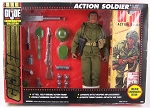 GI Joe 30th Ann. Action Soldier (Afr Amer)