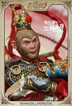 Journey to the West -Monkey King<BR>(3Heads, 6 Arms)<BR>PRE-ORDER: ETA Q2 2017