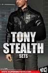 Tony Stealth Outfit Set