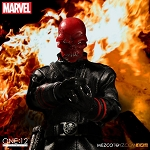 One:12 Collective<BR>Red Skull<BR>(1:12 Scale)<BR>PRE-ORDER: ETA Q3 2017