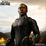 One:12 Collective - Black Panther (1:12 Scale)<BR>PRE-ORDER: ETA Q1 2019