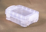 Lidded Box (Clear, SMALL)<BR>