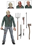 Friday the 13th<BR>Ultimate Jason<BR>(Part 3 Movie Version)<BR>(1:10 Scale)<BR>
