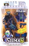 GI Joe Sigma 6 Code Name: Sea Ops Duke (8 inch)