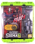 GI Joe Sigma 6 Code Name: Destro w/Mini Fig & DVD (8 inch)