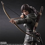 Play Arts Kai<BR>Rise of the Tomb Raider: Lara Croft<BR>1:10 Scale<BR>