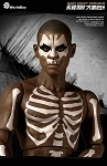 African American Figure with Skeleton Body Paint<BR>PRE-ORDER: ETA Q2 2017