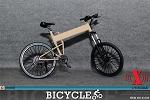 Folding Bike (Tan)<br><b>$5 Off!</b>
