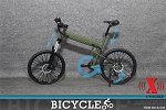Folding Bike (Green)<br><b>$5 Off!</b>