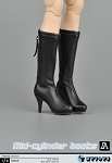 Calf High Boot/Feet<BR>(Black)<BR>PRE-ORDER: ETA Q2 2017