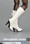 Calf High Boot/Feet<BR>(White)<BR>PRE-ORDER: ETA Q2 2017