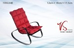 Rocking Chair (Red)<BR>PRE-ORDER: ETA Q1 2020
