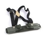 Suspenders w/Padded Belt
