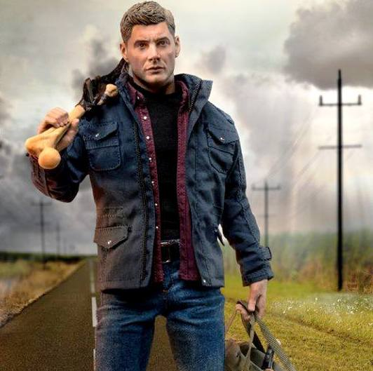 Dean Winchester (Supernatural)<BR><B>Save $20 !! + Free Shipping</b>