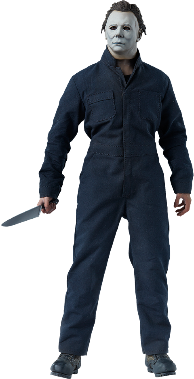Michael Myers (Deluxe Version) | 1:6 Scale Scary Movie ...