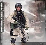 US Special Forces: Delta Force (1993 Mogadishu)<BR>(1:12 Scale)<BR>PRE-ORDER: ETA Q3 2019<BR>WAIT LIST