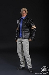 Leather Jacket Outfit Set<BR>with Head Sculpt<BR>