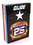 2007 GI Joe Convention 25th Anniversary Playing Cards (1:1 scale)