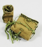 Japanese Infantry Backpack with Cloth Water Bucket