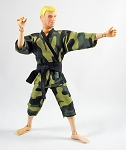 Short Sleeve/Leg Karate Outfit Set (Camo)